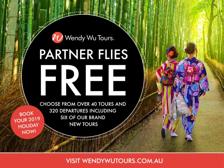 wendy wu partner flys free